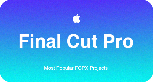 Final Cut Pro X & Apple Motion Templates