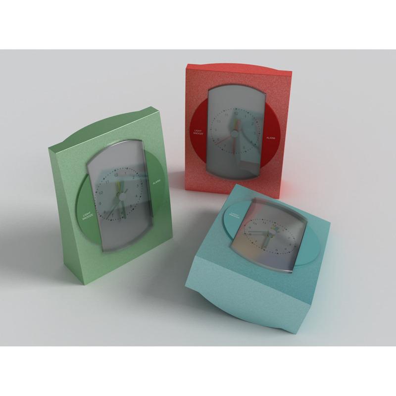 Casio Alarm Clock - 3DOcean Item for Sale