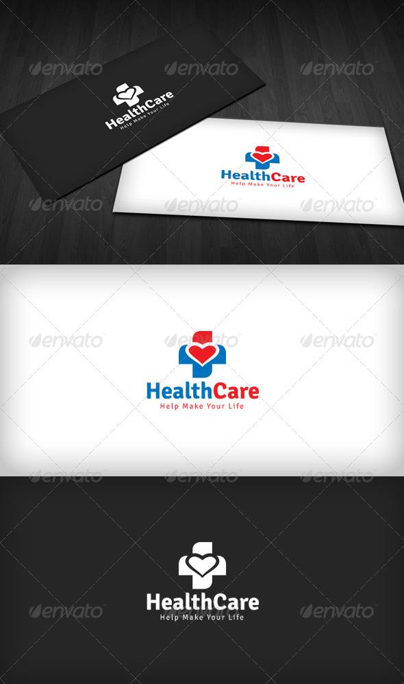 Health Care Logo - Symbols Logo Templates