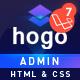 Hogo – Laravel Admin Template