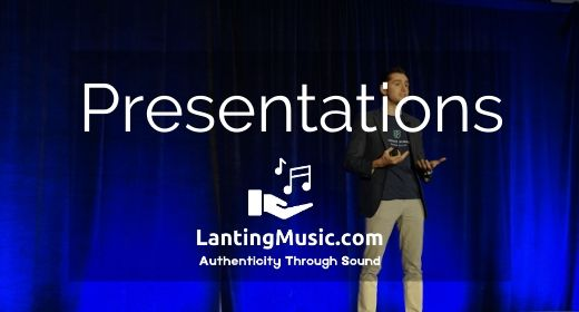 Music for Presentations