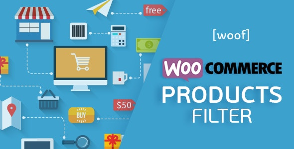 WOOF - WooCommerce Products Filter Nulled