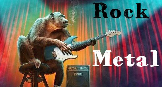 Rock, Metal