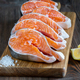 Steaks of Arctic char - PhotoDune Item for Sale
