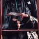 Drug addict smoking opium on tin foil - PhotoDune Item for Sale