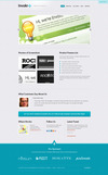 02 invokr site template homepage.  thumbnail