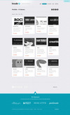 05 invokr site template portfolio.  thumbnail