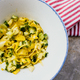 Raw zucchini and cucumber salad - PhotoDune Item for Sale