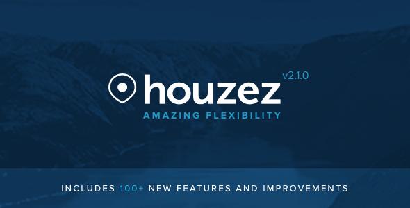 Houzez - Real Estate WordPress Theme Nulled