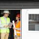 Engineer talking to worker - PhotoDune Item for Sale