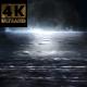 Night Ocean Beach 4K - VideoHive Item for Sale