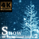 Christmas Snow 4K - VideoHive Item for Sale