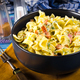 Pasta with sausage and cheese. - PhotoDune Item for Sale
