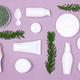 Natural organic skin care cosmetics flat lay - PhotoDune Item for Sale