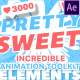 Pretty Sweet - 2D Animation Toolkit