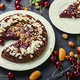 Cherry chocolate cake. - PhotoDune Item for Sale