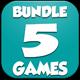 Casual 5 games - Bundle 5