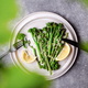 Roasted Broccolini on the Plate. - PhotoDune Item for Sale