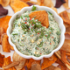 Spinach dip with vegetable chips - PhotoDune Item for Sale