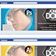 Graphic Facebook Timeline - GraphicRiver Item for Sale