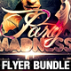 Madness Flyer Bundle