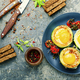 Fried eggs or scrambled eggs - PhotoDune Item for Sale