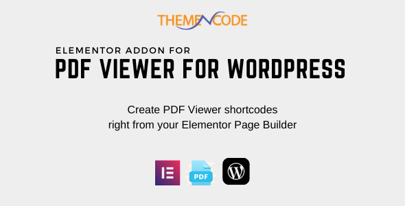 Download Elementor PDF Viewer for WordPress Addon Free Nulled