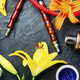 Hookah with flower aroma. - PhotoDune Item for Sale