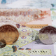 Qatari coins on the background of money - PhotoDune Item for Sale