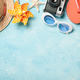 Summer holiday and travel background - PhotoDune Item for Sale