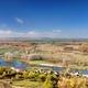 Beautiful natural landscape of a village - PhotoDune Item for Sale