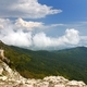 Tree grows on top of rocky mountain - PhotoDune Item for Sale