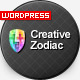 Creative Zodiac - Portfolio & Blog Wordpress Theme Nulled