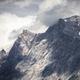 mountain ridge in clouds - PhotoDune Item for Sale