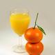 juice and two mandarin - PhotoDune Item for Sale