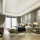 3d rendering luxury classic modern bedroom suite in hotel - PhotoDune Item for Sale