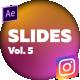Instagram Stories Slides Vol. 5 - VideoHive Item for Sale