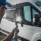 Men Washing RV Camper Van Using Pressure Washer - PhotoDune Item for Sale