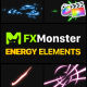 Energy Elements | FCPX - VideoHive Item for Sale
