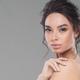 Beautiful asia woman natural make up healthy skin beauty hair - PhotoDune Item for Sale