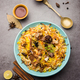 Gosht Pulao Or Mutton Biryani - Popular Indian Non vegetarian food - PhotoDune Item for Sale
