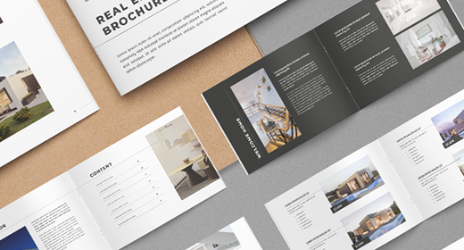 Creative Catalogs Templates