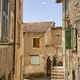 Street in Medieval French Town - PhotoDune Item for Sale