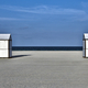 Sheds on a Deserted Beach - PhotoDune Item for Sale