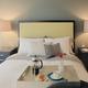 Breakfast on tray in bedroom - PhotoDune Item for Sale