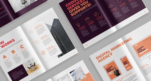 Creative Brochures Templates