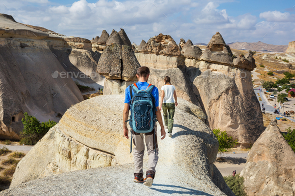 Cappadocia - Stock Photo - Images