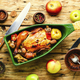 Chicken roast with apples - PhotoDune Item for Sale