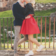 Happy young couple during holiday in Rome, Italy - PhotoDune Item for Sale