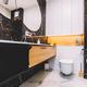 Modern new luxury bathroom. Interior design - PhotoDune Item for Sale